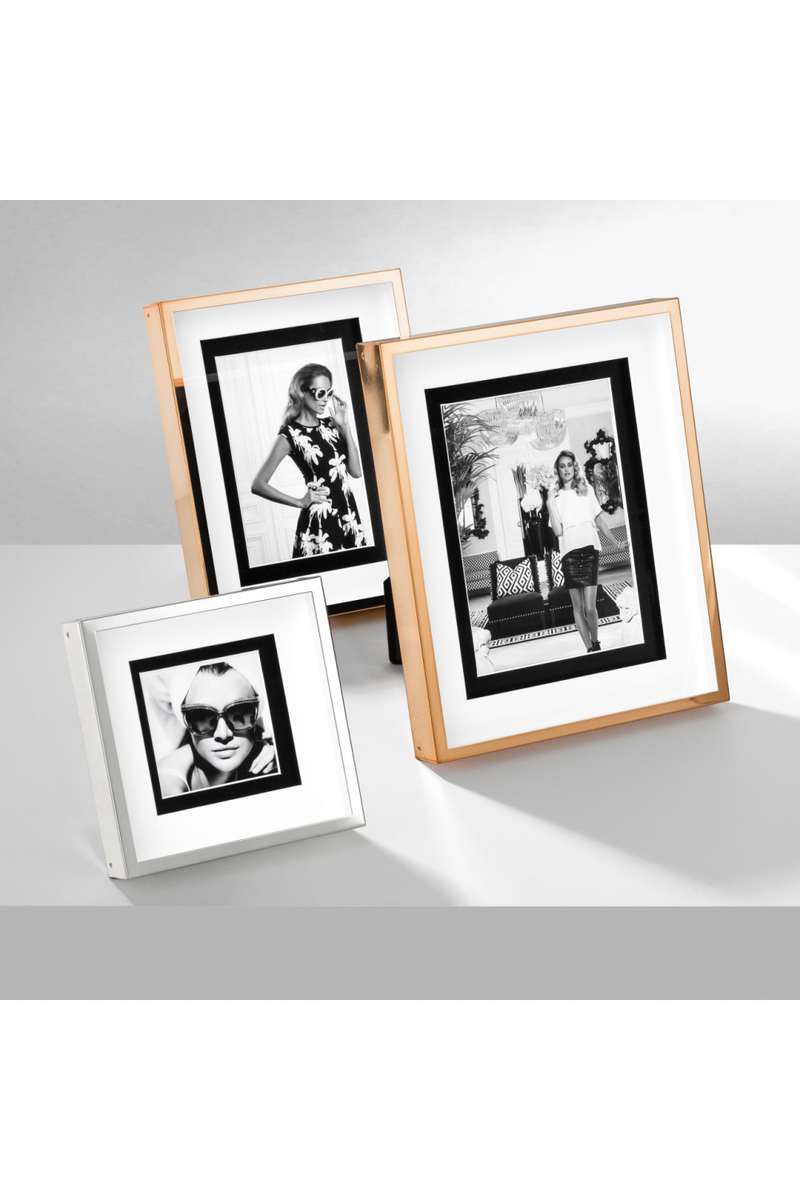 Silver Picture Frame | Eichholtz Esquire | OROA Modern Furniture