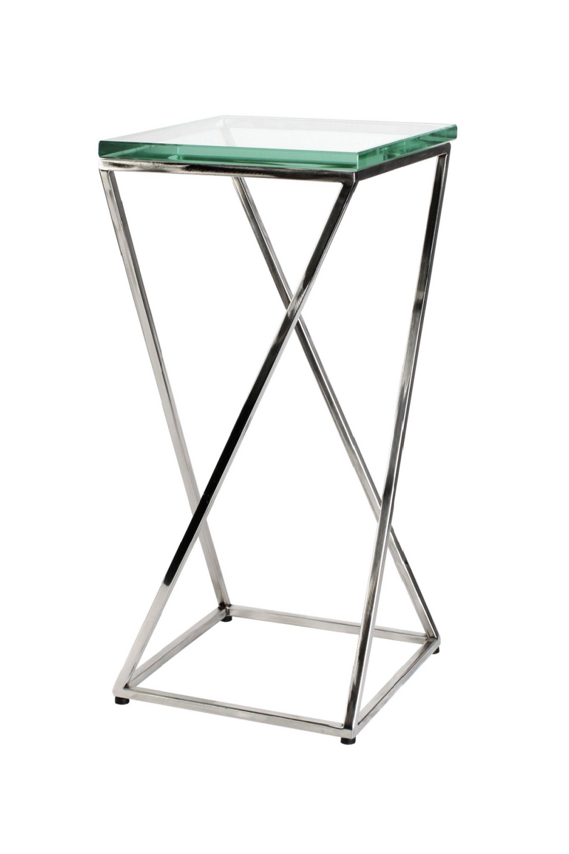 Glass Side Table | Eichholtz Clarion | OROA Modern & Luxury Furniture