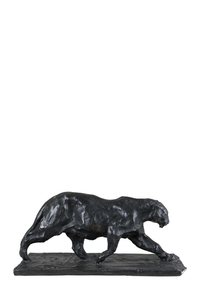 Bronze Statue | Eichholtz Jaguar | OROA Modern & Luxury Furniture