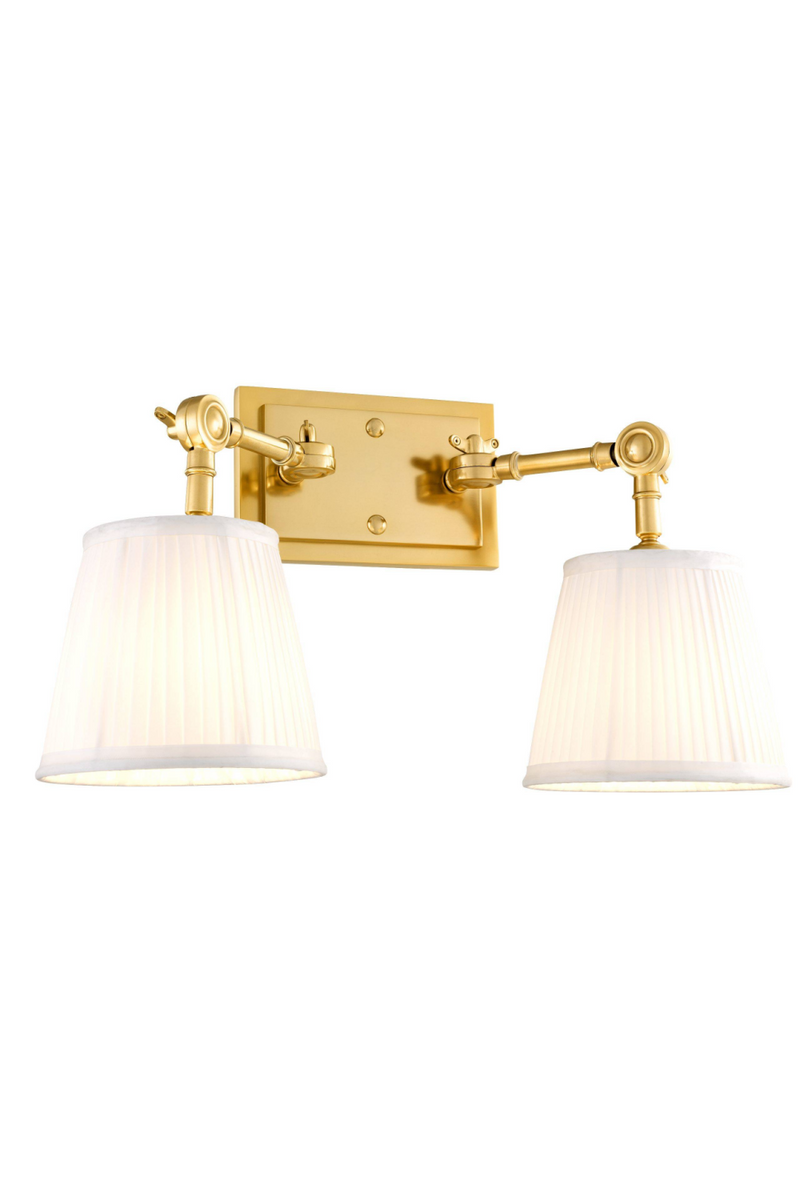 Double Headed Wall Lamp | Eichholtz Wentworth | OROA - Luxury Lighting