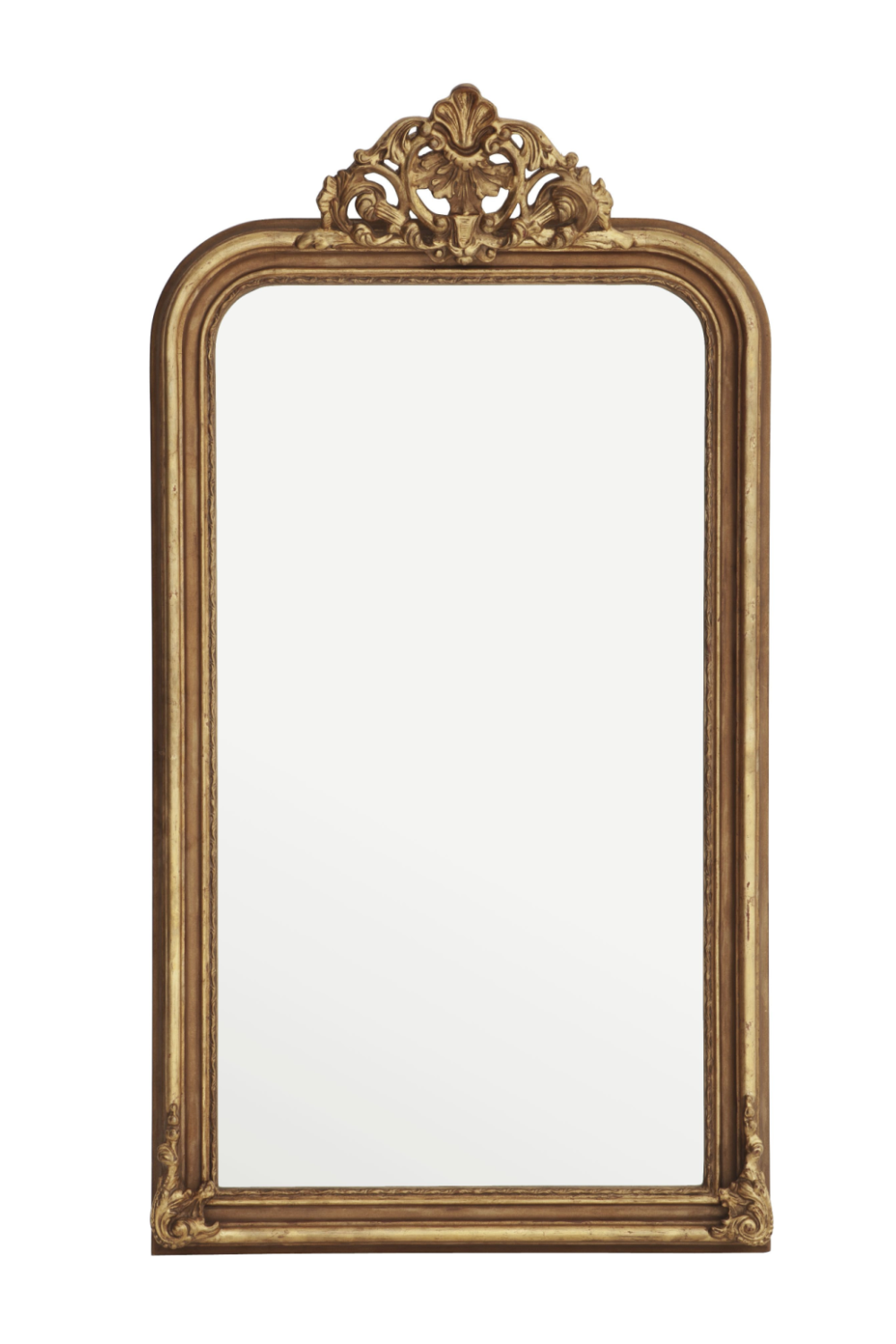 Antique Gold Leaf Guilded Mirror | Eichholtz Boulogne