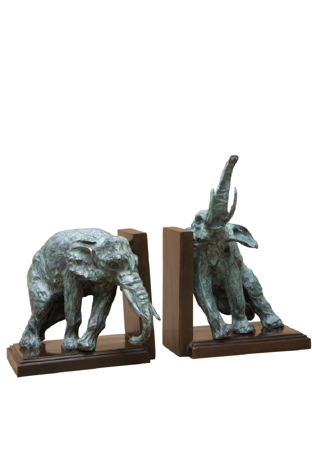 Lazy Elephant Bookends (set of 2) | Eichholtz | Eichholtz Retailer