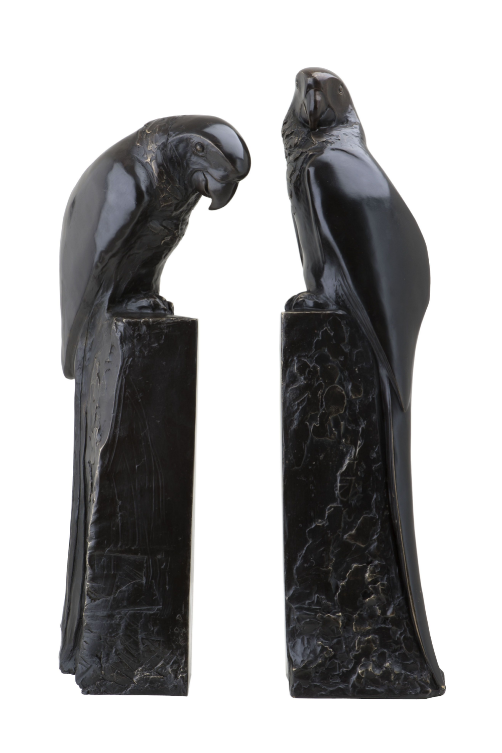 Bronze Bookend Set of 2 | Eichholtz Perroquet  | #1 Eichholtz Online Retailer