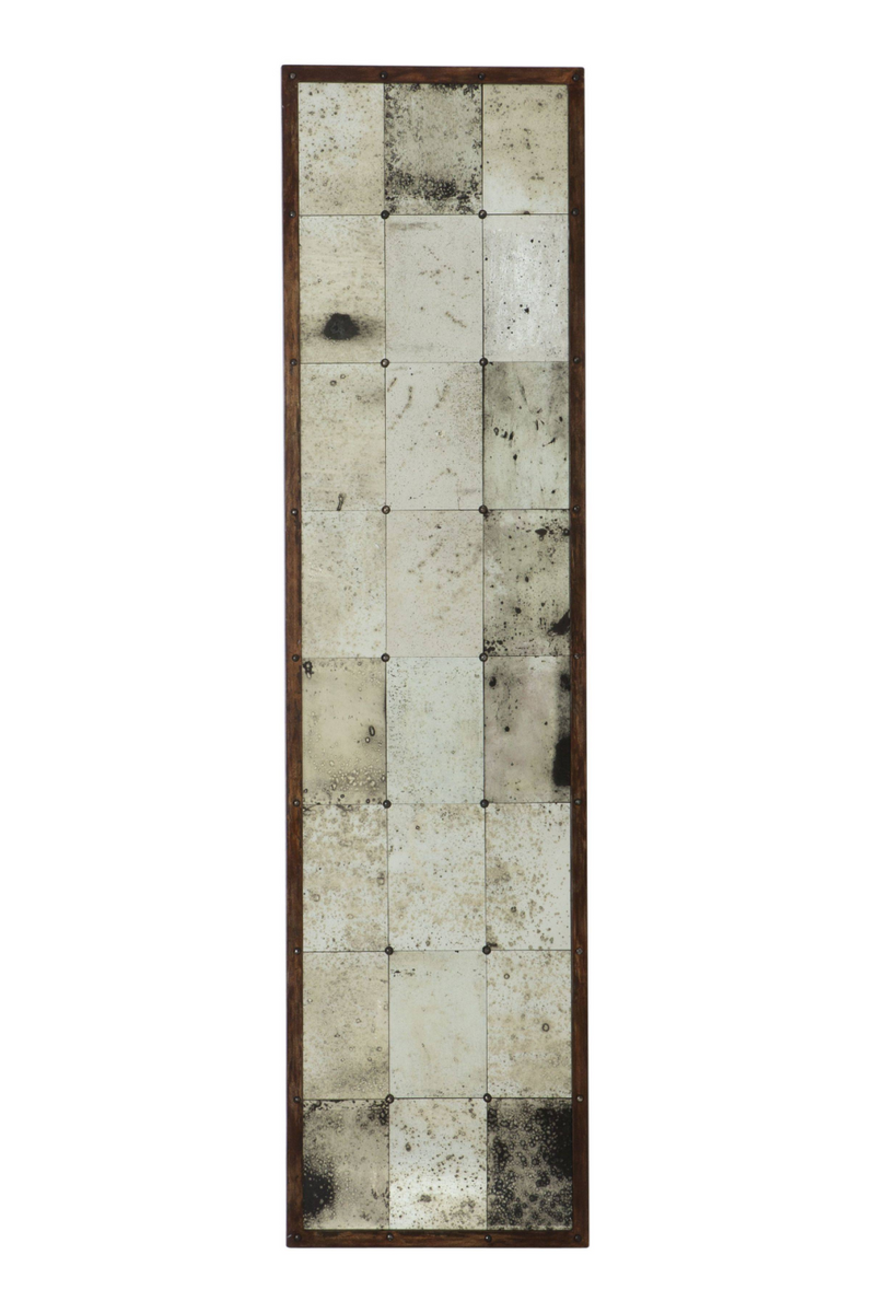 Antique Glass Tiles Full Length Mirror | Eichholtz Cervilla | OROA