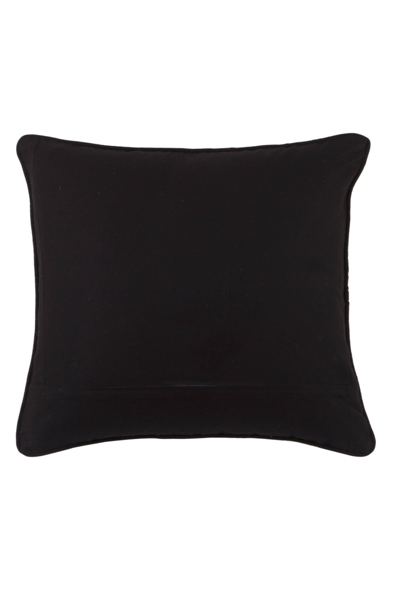 Black Throw Pillow | Eichholtz Zebra | OROA Modern & Luxury Furniture