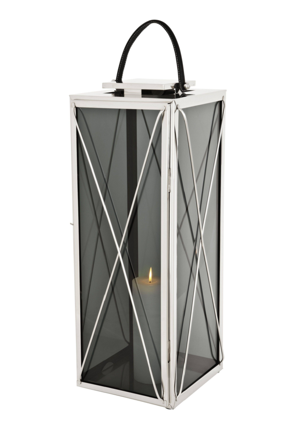 Black Lantern - L | Eichholtz Ipanema | OROA Modern & Luxury Furniture