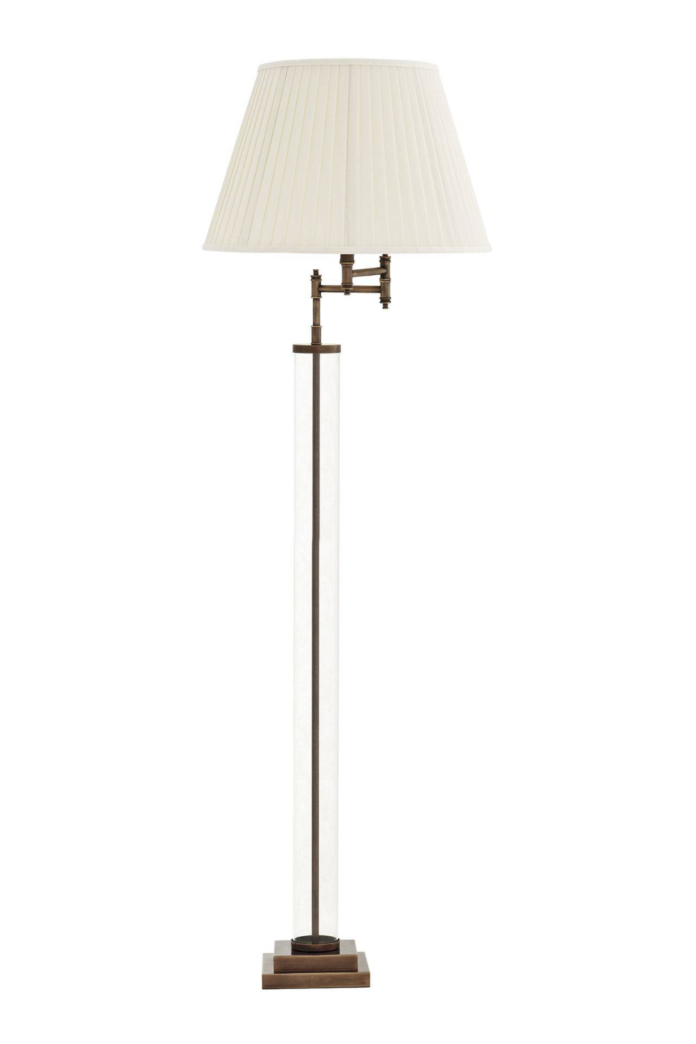 Adjustable Brass Floor Lamp | Eichholtz Beaufort |  #1 Eichholtz Retailer