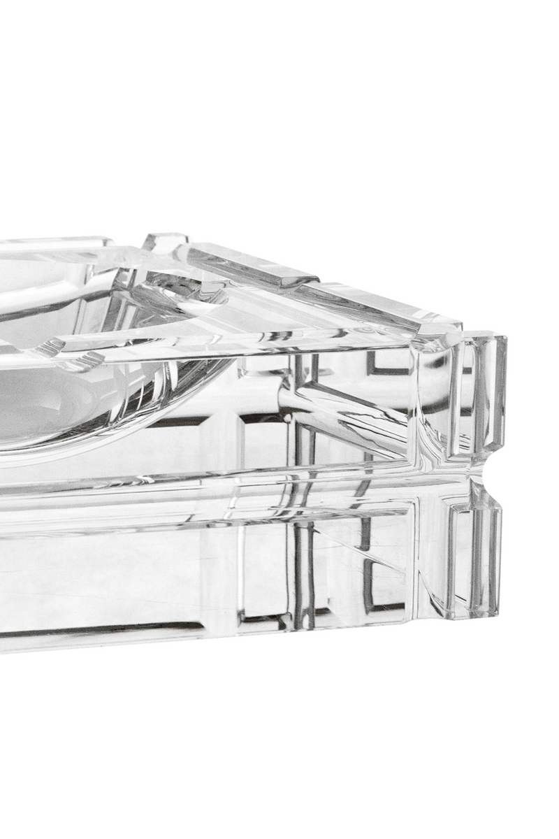 Crystal Ashtray | Eichholtz Nestor |