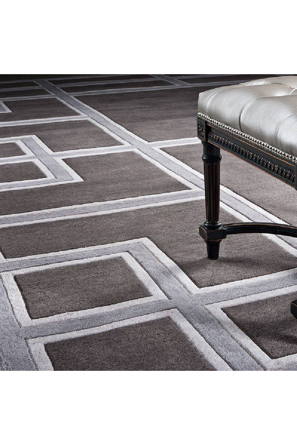 Gray Rug | Eichholtz Burban (7x10) | OROA Modern & Luxury Furniture