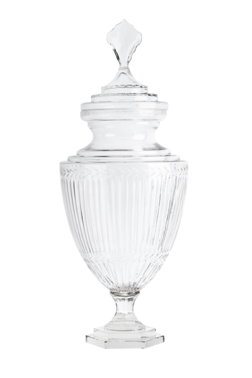 Glass Vase - L | Eichholtz Harcourt | OROA Modern & Luxury Furniture