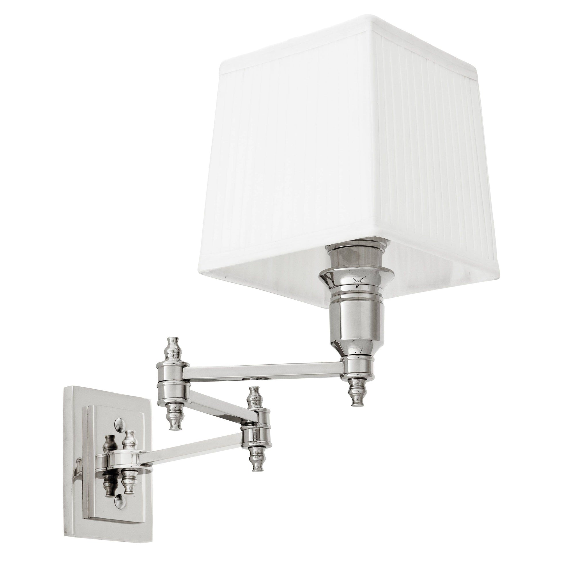 SILVER SWING WALL LAMP | EICHHOLTZ LEXINGTON