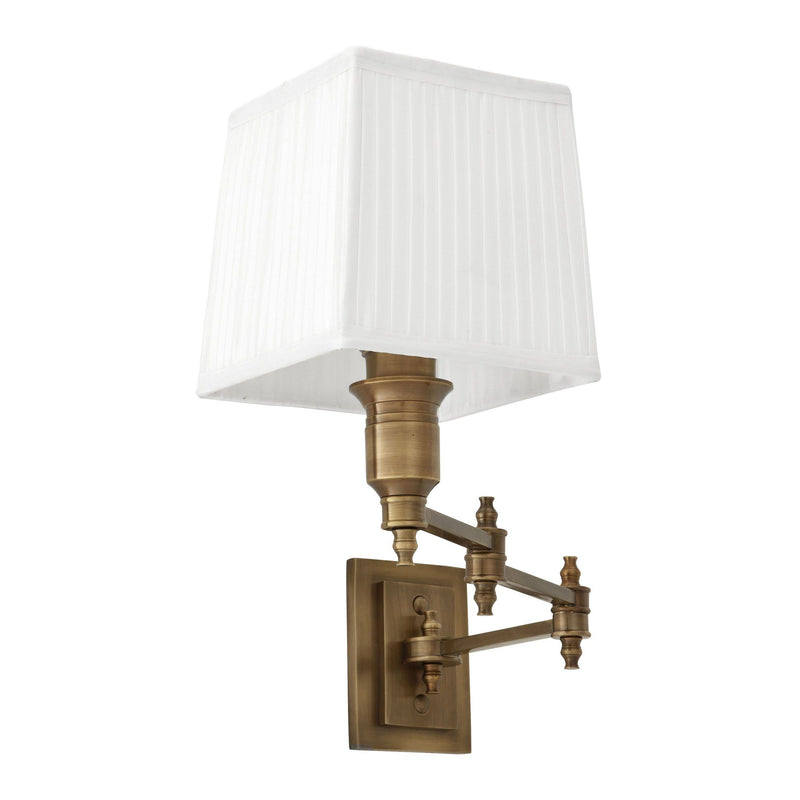 GOLD SWING WALL LAMP | EICHHOLTZ LEXINGTON