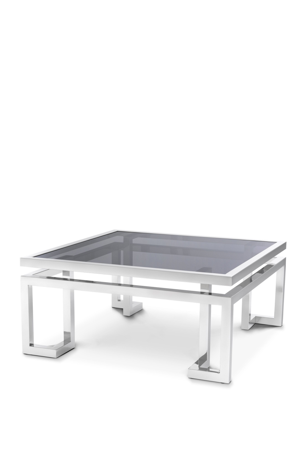 Square Silver Coffee Table | Eichholtz Palmer | #1 Eichholtz Retailer
