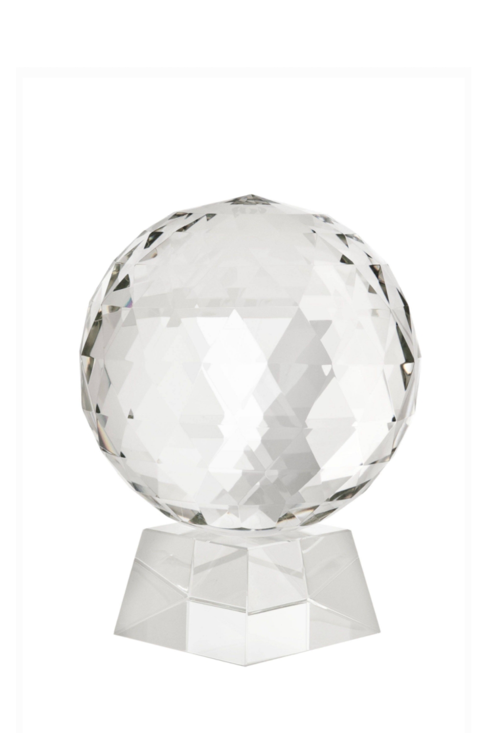 Round Crystal Ball | Eichholtz Ruben | OROA Modern & Luxury Furniture