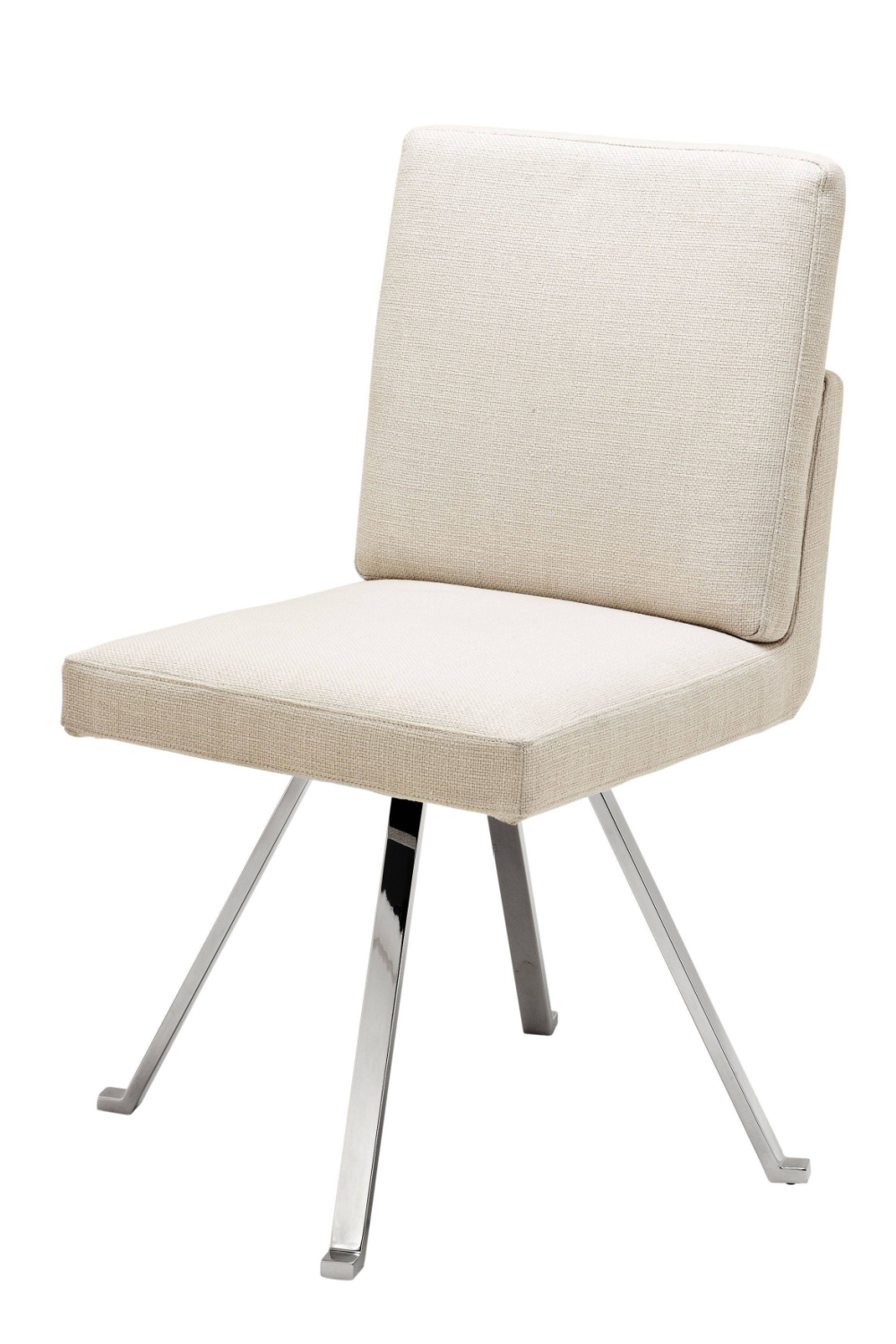 Beige Swivel Dining Chair | Eichholtz Dirand