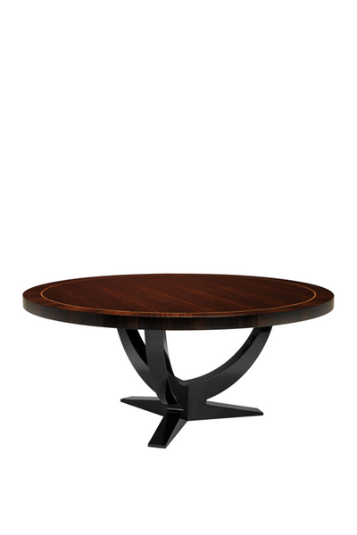 Round Dining Table | Eichholtz Umberto L | Woodfurniture.com