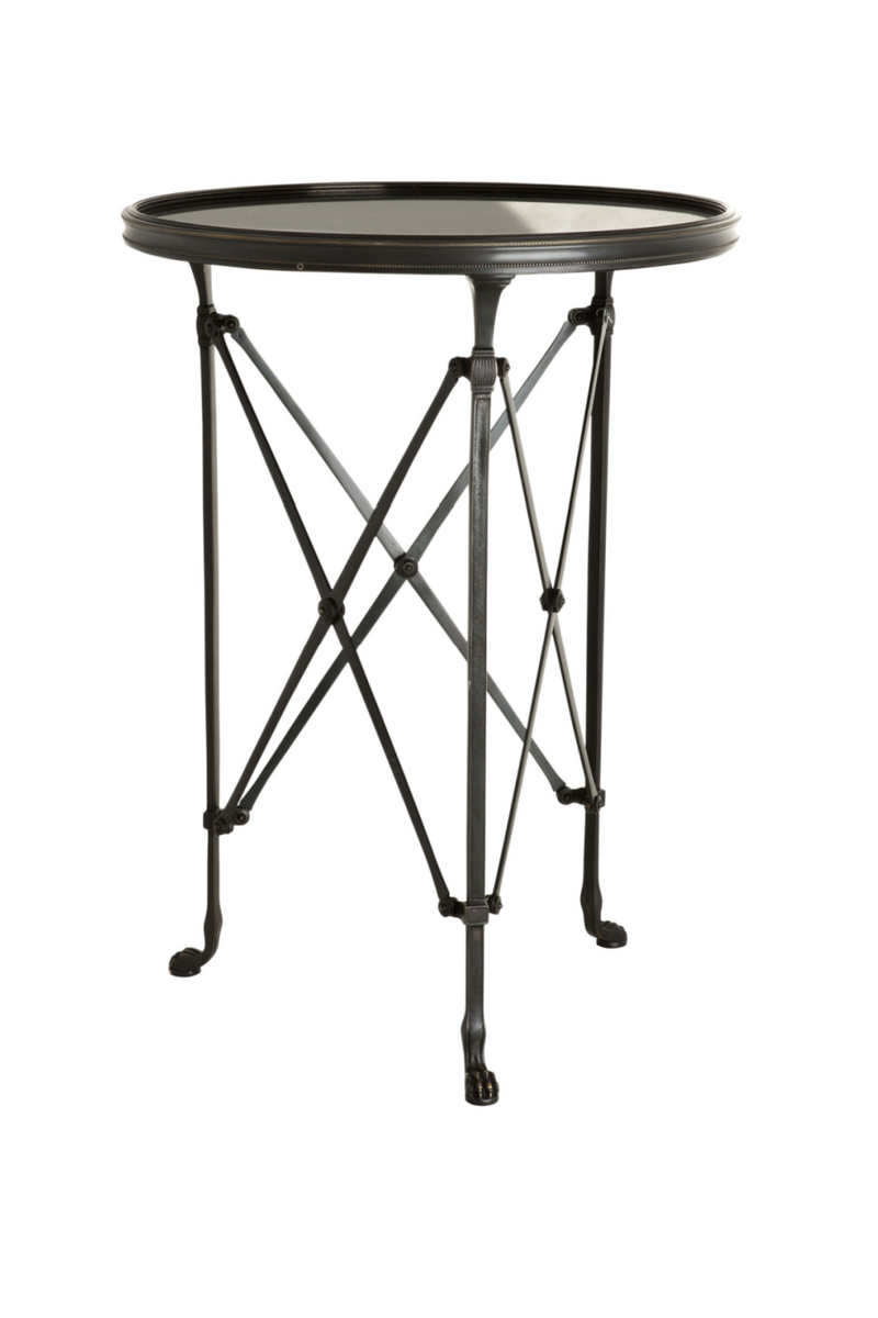 Black Side Table | Eichholtz St. Etienne | OROA Modern Furniture
