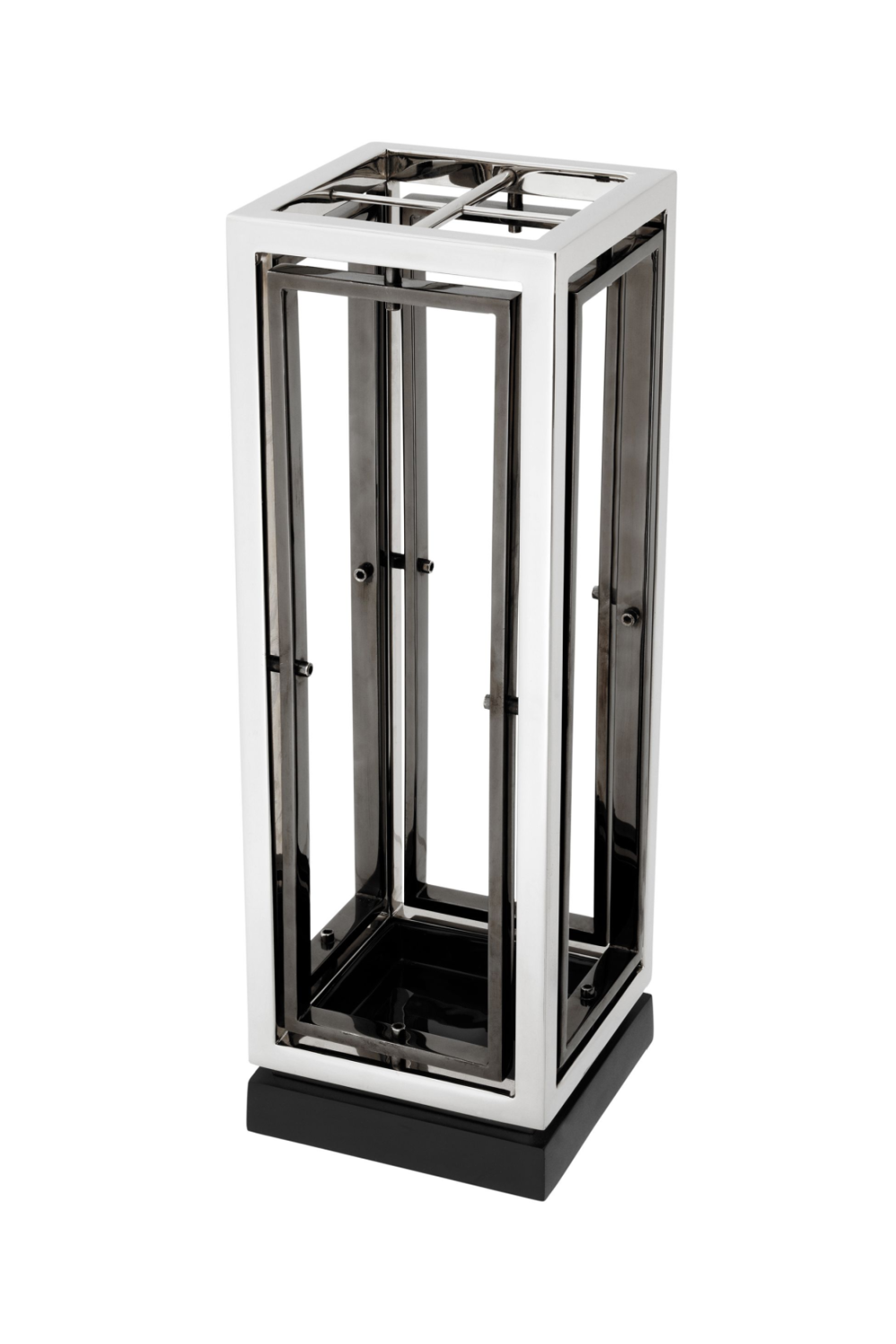 Black Nickel Umbrella Stand | Eichholtz Blackrock