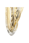 Lucite Loop Wall Sconce   Eichholtz Greco   OROA Luksusmøbler