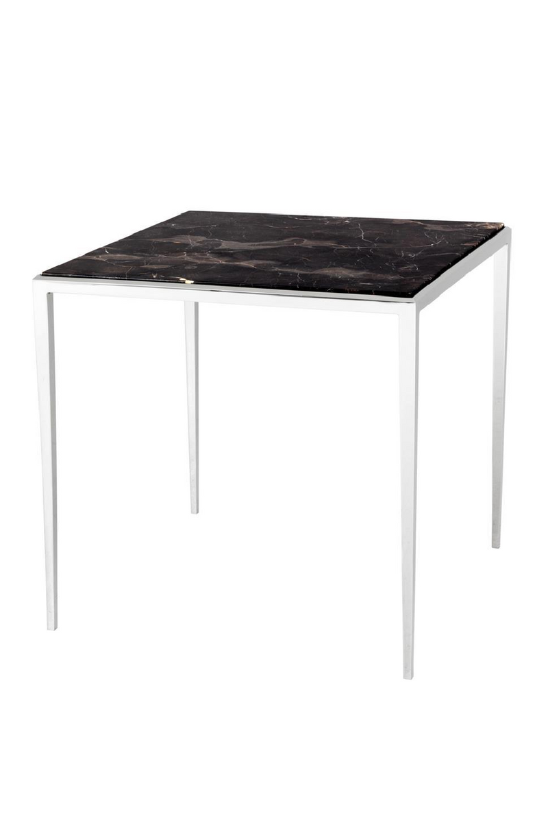 Brown Marble Side Table | Eichholtz Henley |