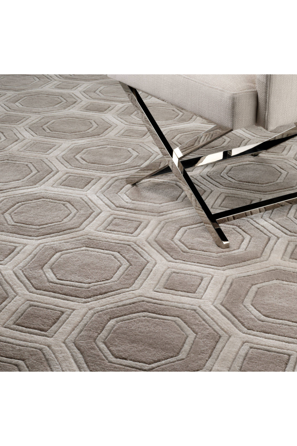 Gray Rug | Eichholtz Shaw (10x13) | OROA Modern & Luxury Furniture