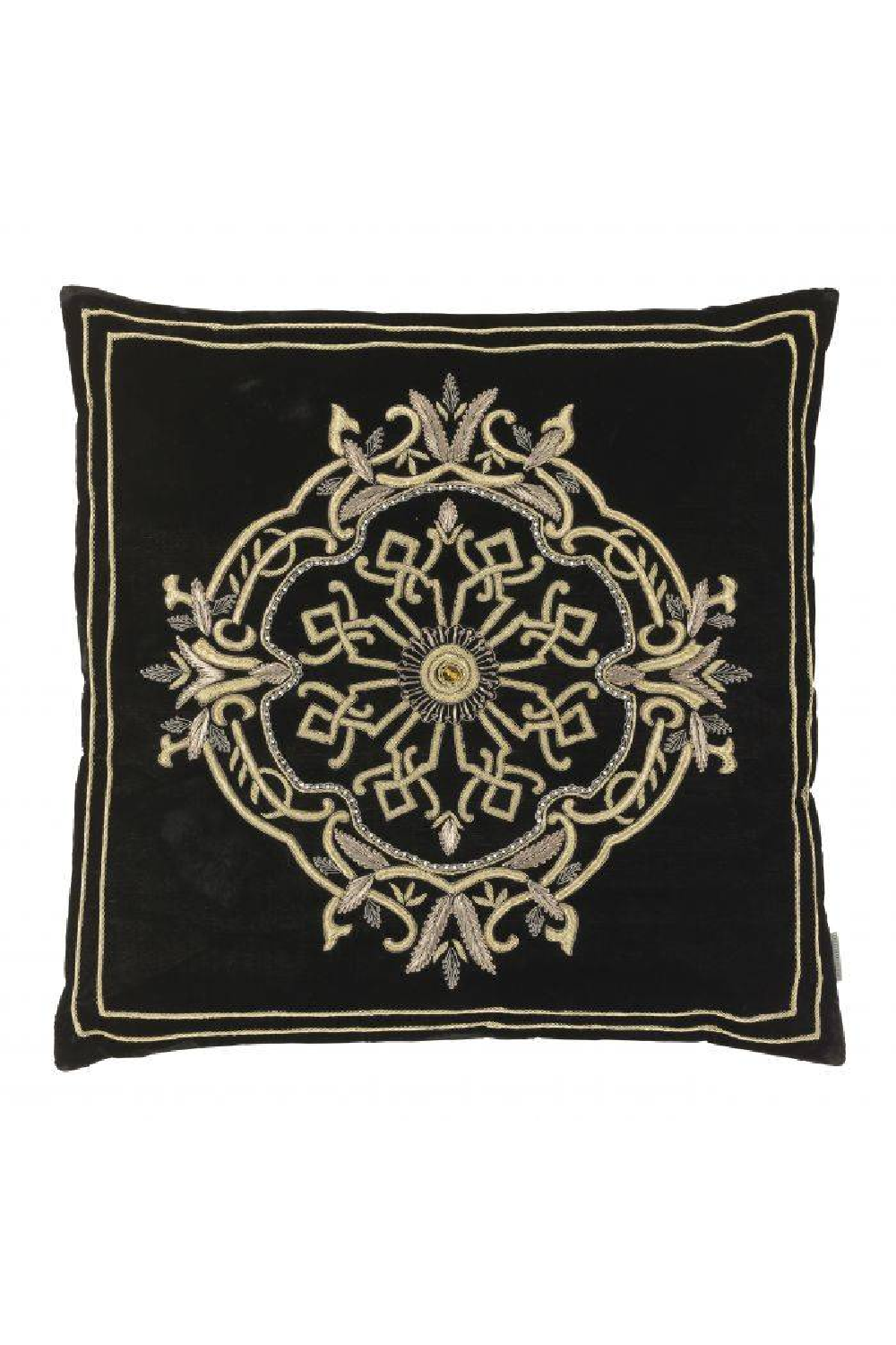 Black Traditional Pillow | Eichholtz Loyrette