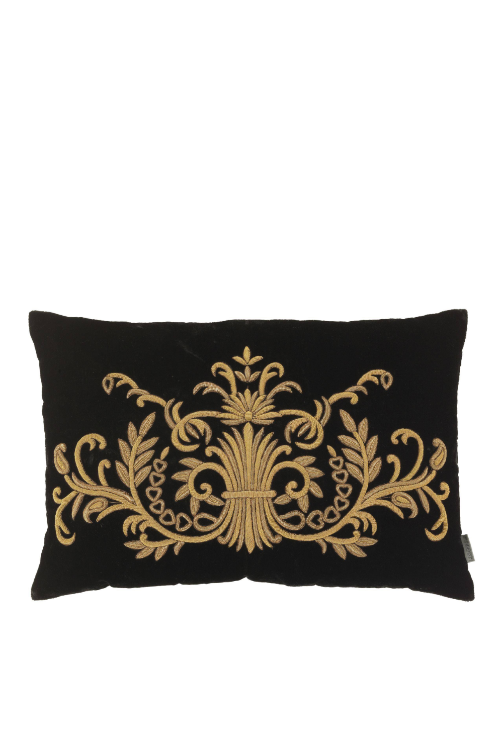 Black Traditional Pillow | Eichholtz Gauthier