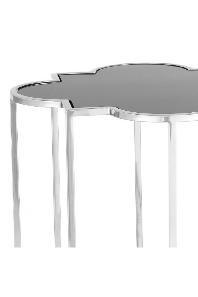 Stainless Steel Side Table | Eichholtz Concentric | OROA Furniture