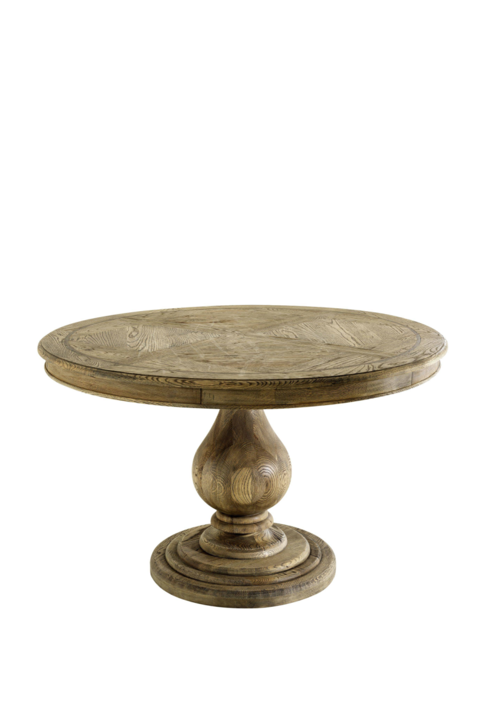Round Wood Dining Table | Eichholtz Leeds | #1 Eichholtz  Retailer