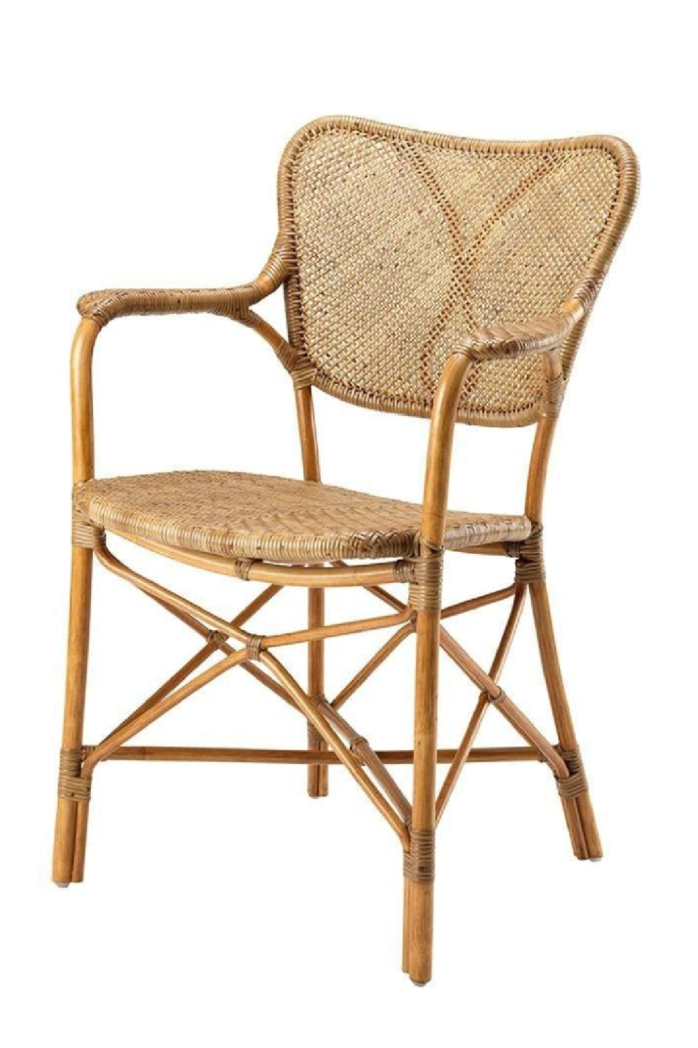 Rattan Dining Armchair | Eichholtz Colony