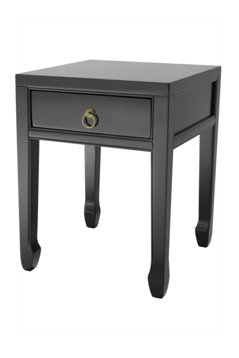 Black Low Side Table | Eichholtz Chinese |