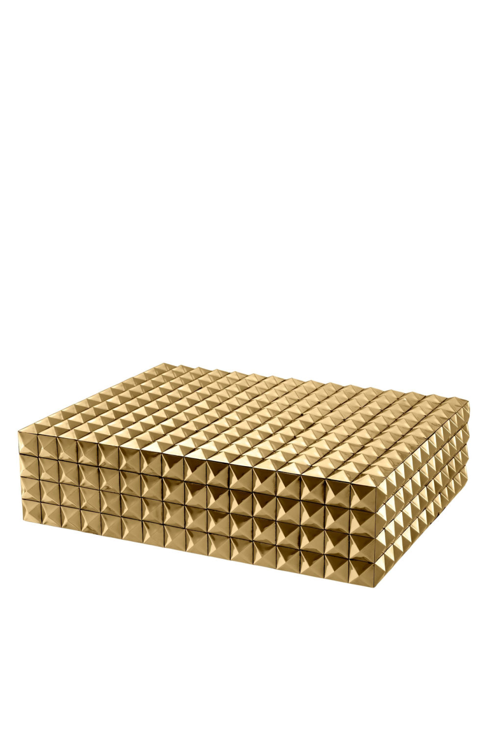 Gold Storage Box | Eichholtz Vivienne L