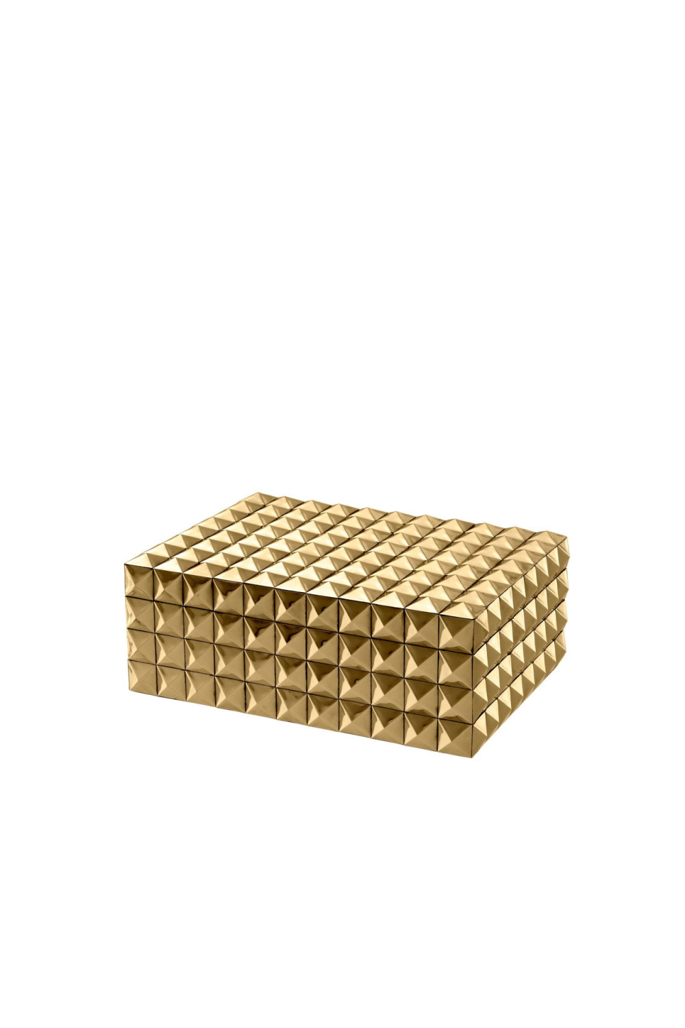 Gold Storage Box | Eichholtz Vivienne S
