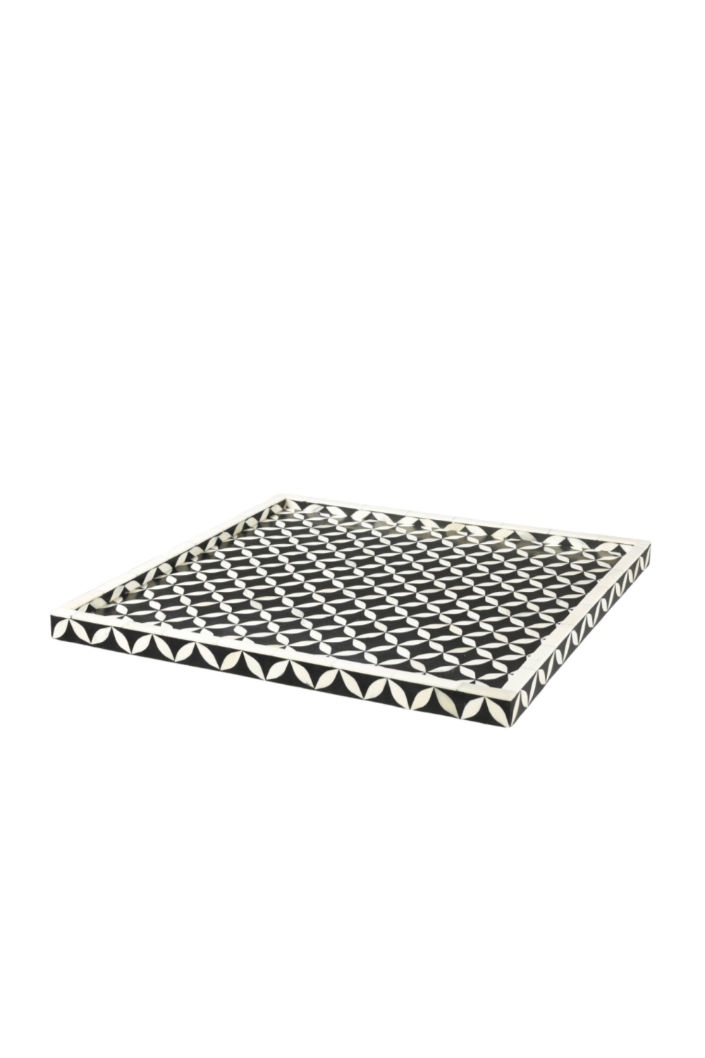 Black and White Tray | Eichholtz Leigh | #1 Eichholtz Online Retailer