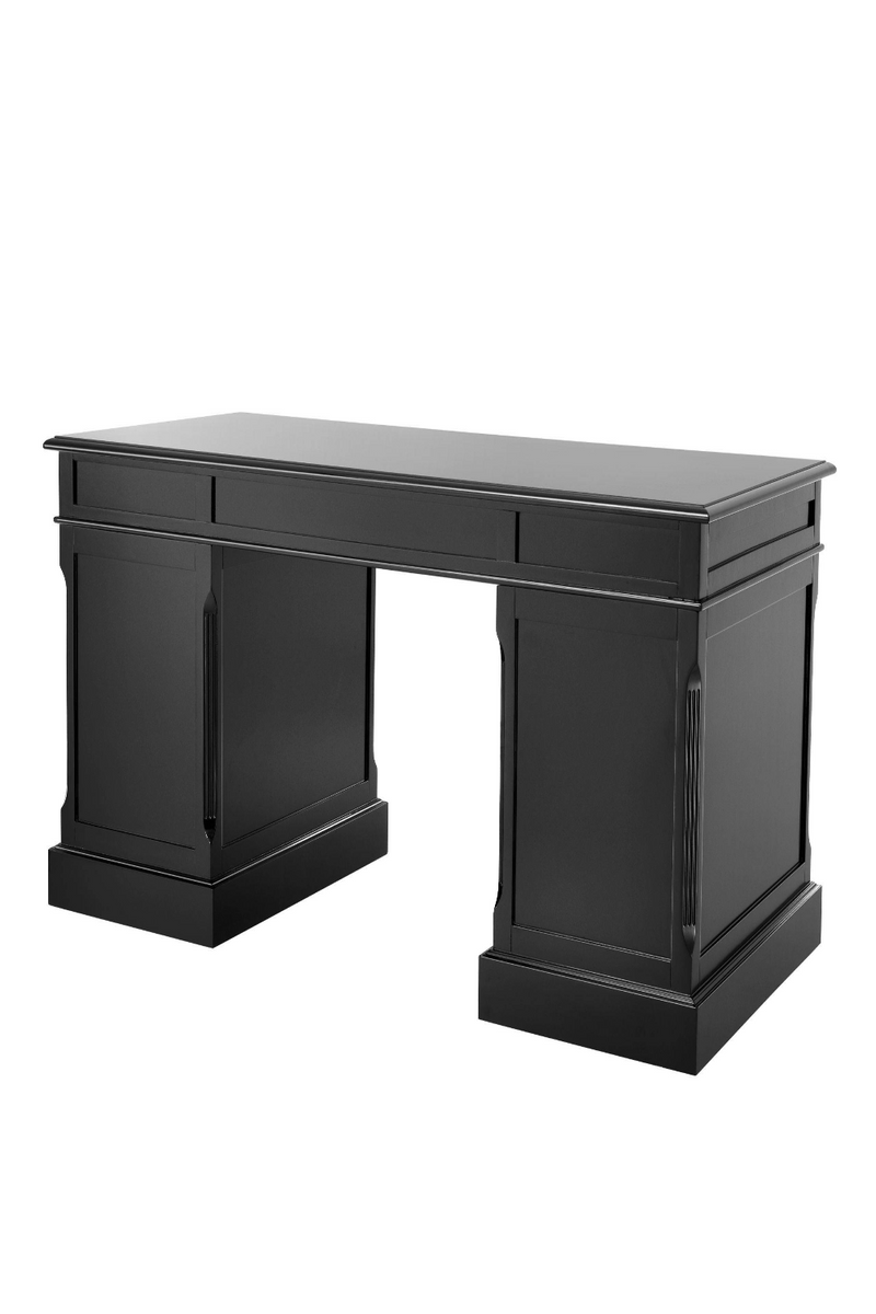 Black Rectangular Desk | Eichholtz British | #1 Eichholtz Retailer