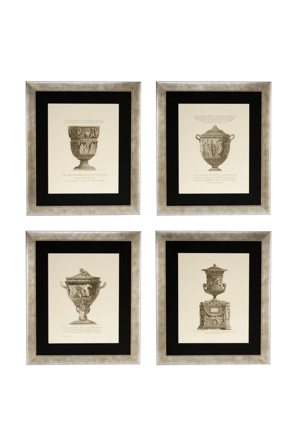 Antique Vases Prints | Eichholtz Giovanni Battista | OROA Modern Decor