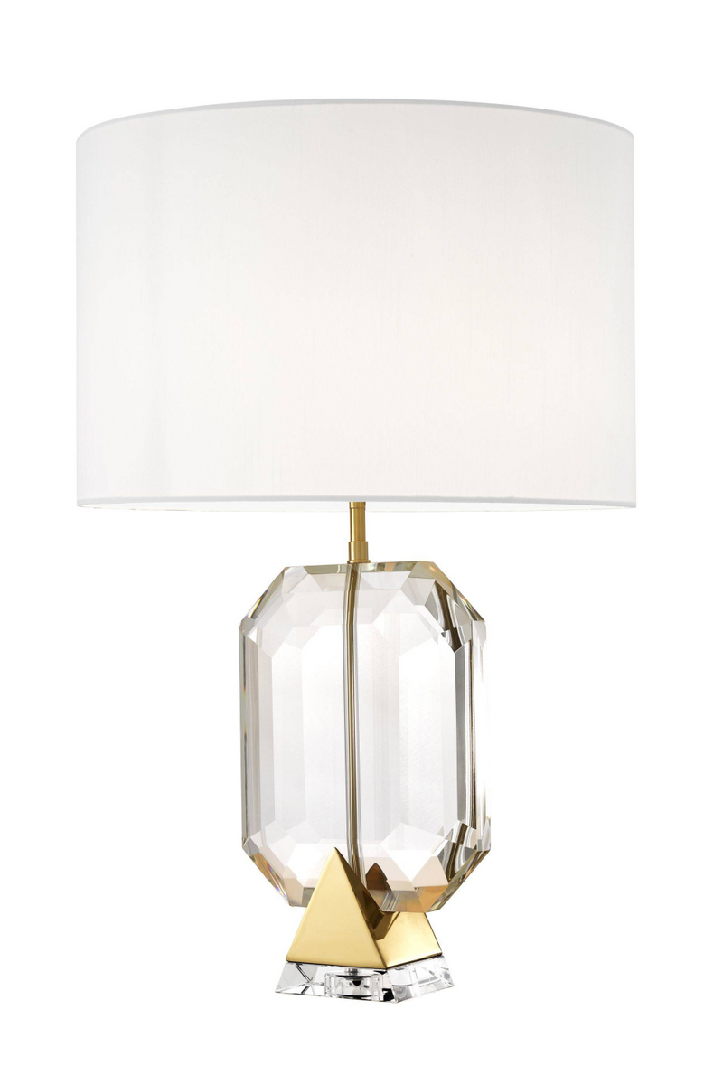 Glass Table Lamp | Eichholtz Emerald |