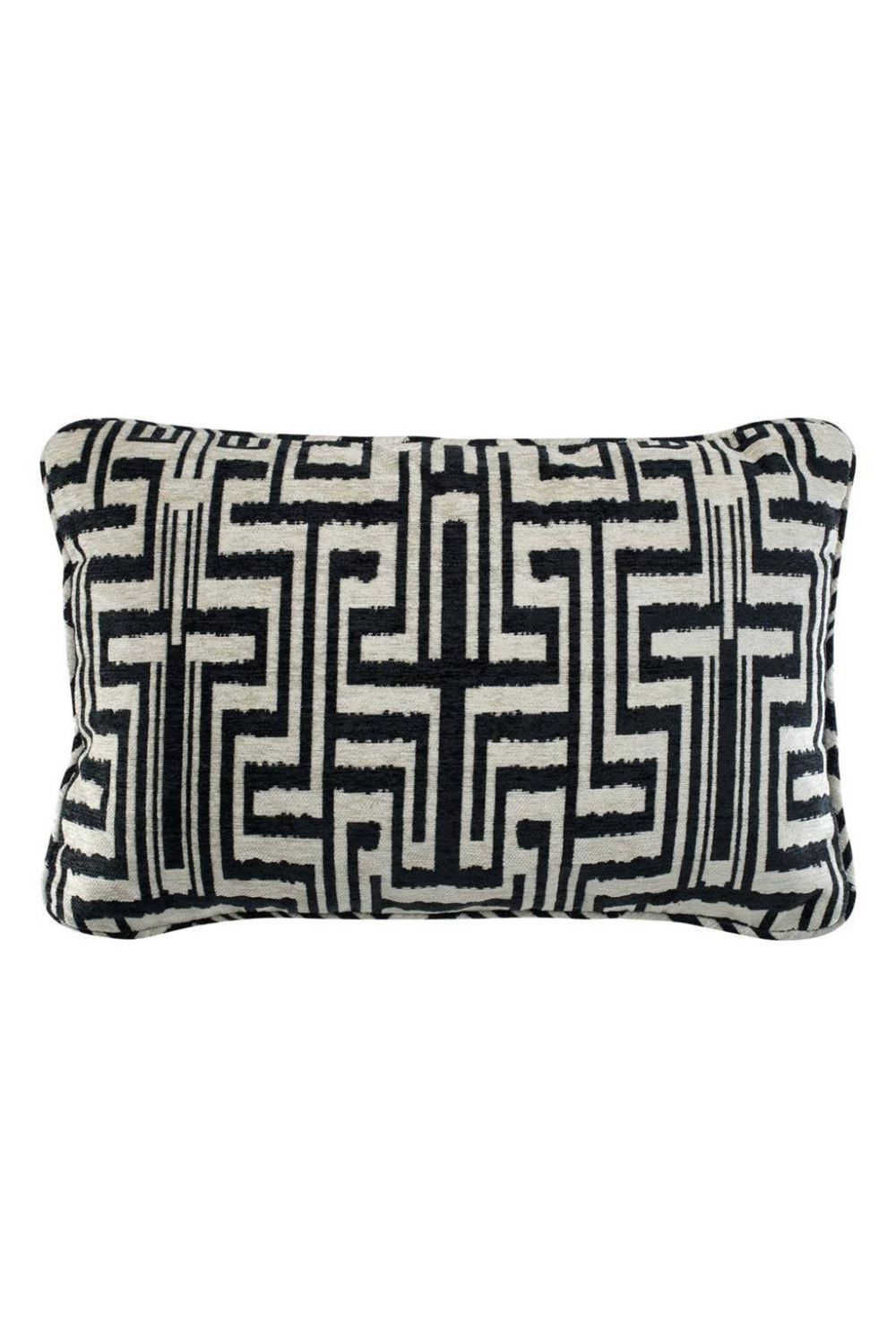 Square Geometric Throw Pillow | Eichholtz Ozbek | OROA