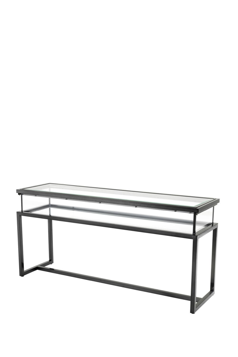 Bronze Sliding Top Console Table | Eichholtz | #1 Eichholtz Retailer