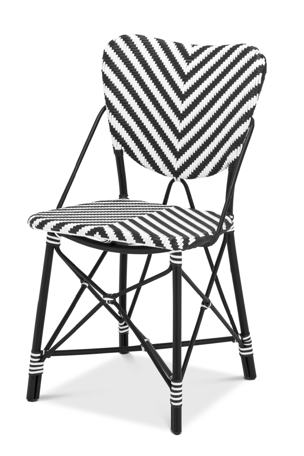 Black & White Dining Chaises | Eichholtz Colony