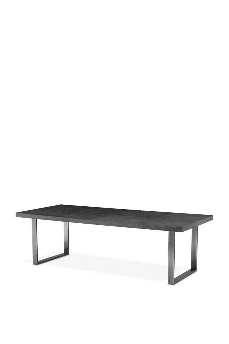 Charcoal Dining Table | Eichholtz Borghese | OROA Dining Furniture