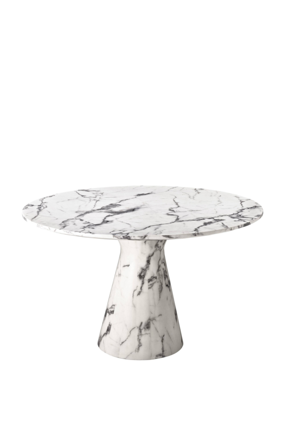 White Marble Dining Table | Eichholtz Turner | #1 Eichholtz Retailer