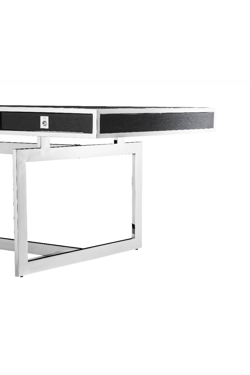 Black Marble Desk | Eichholtz Evolution