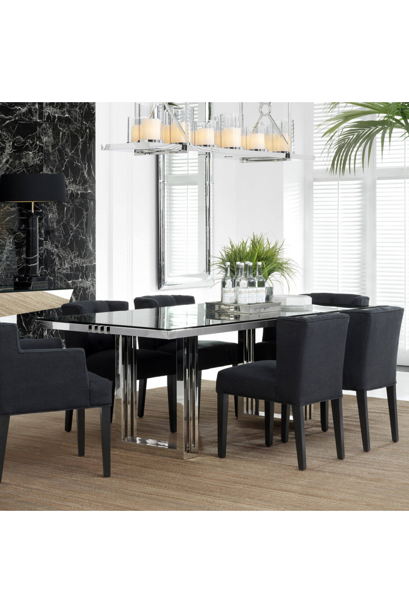Rectangular Dining Table Eichholtz Garibaldi |