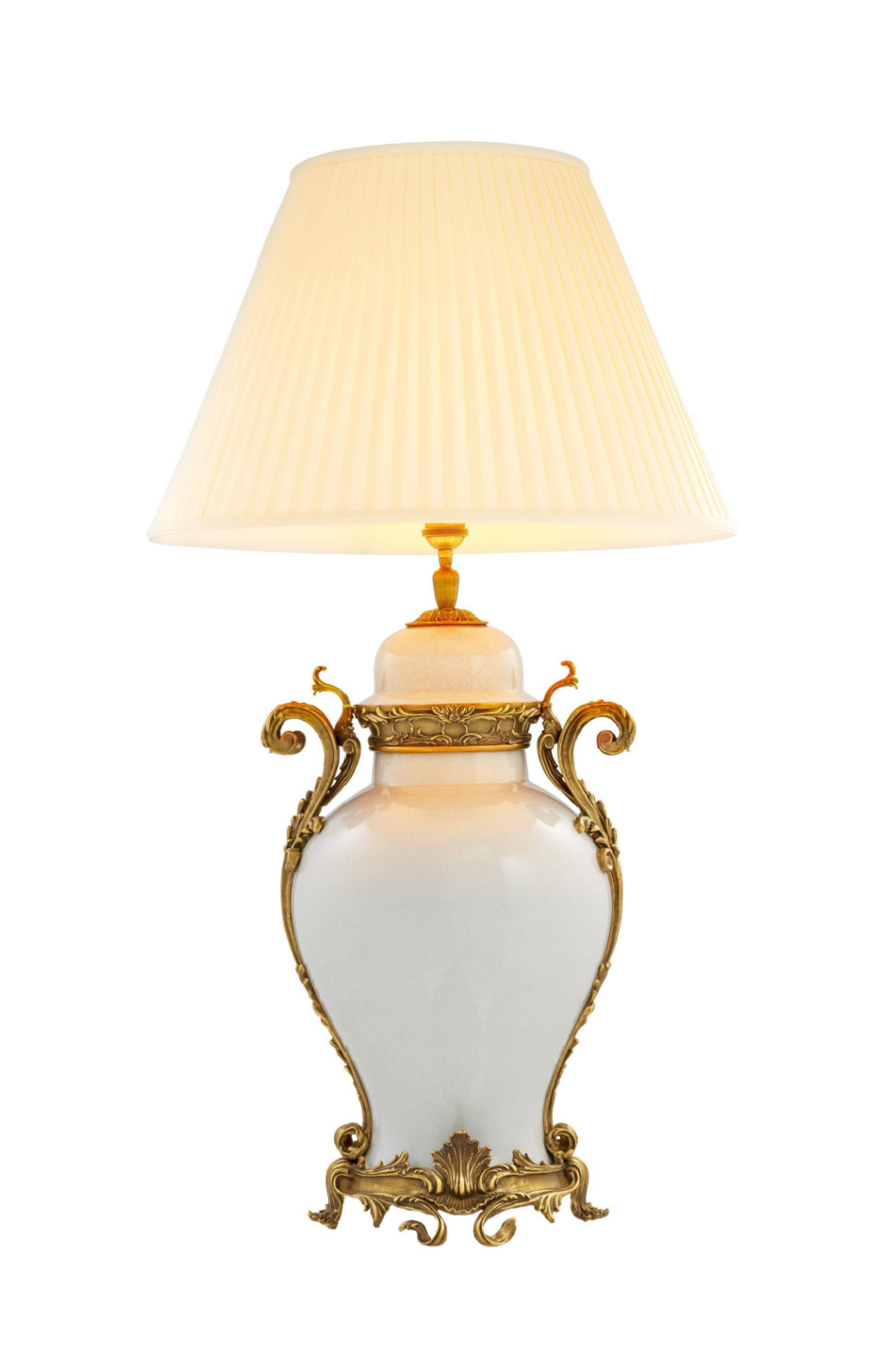 Cream Vase Table Lamp  | Eichholtz Armand | #1 Eichholtz Retailer