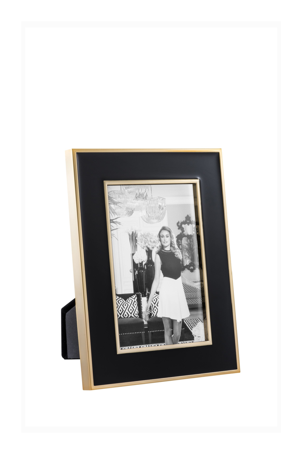 Black Picture Frame | Eichholtz Lantana S | OROA Modern Furniture