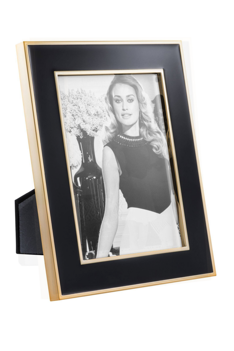 Black Picture Frame | Eichholtz Lantana M | OROA Modern Furniture
