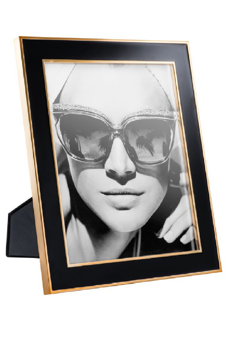 Black Picture Frame | Eichholtz Lantana L | OROA Modern Furniture