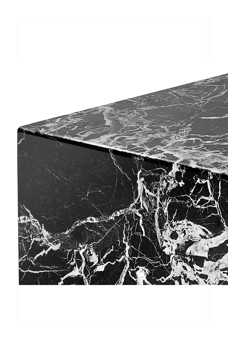 Black Marble Side Table | Eichholtz Cube Link |