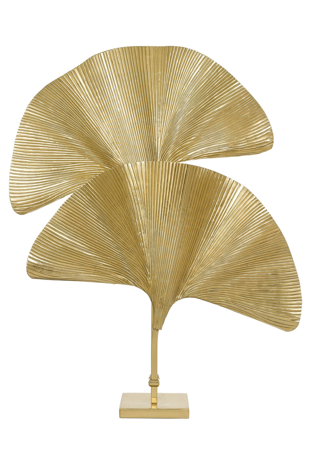 Gold Ginkgo Table Lamp | Eichholtz Las Palmas